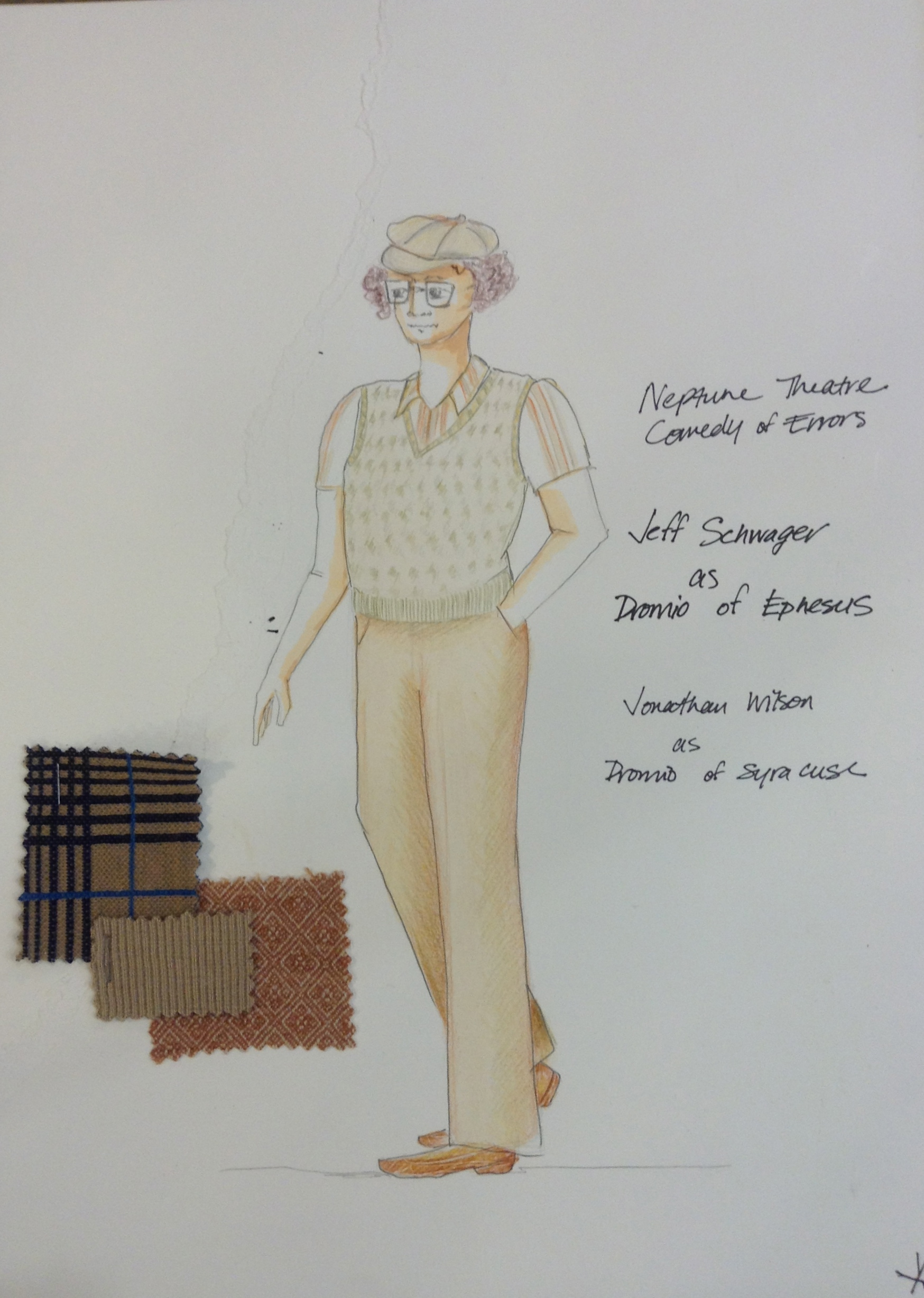Dromio Sketch
